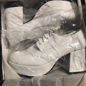 Ellie Shoes - Men's Disco Pimp Funky Platform Shoes